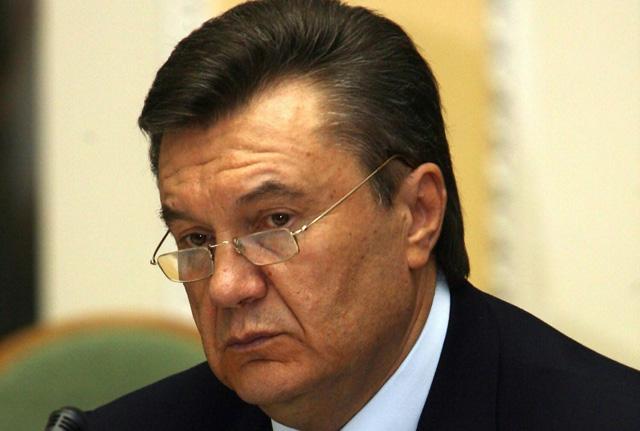 Украинские прокуроры отказались допрашивать Януковича в Российской Федерации