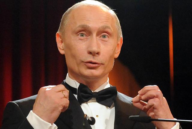 Владимир Путин четвертый год подряд признан самым влиятельным человеком мира