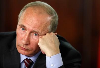За один день Путин пять раз «отгреб» за войну с Украиной