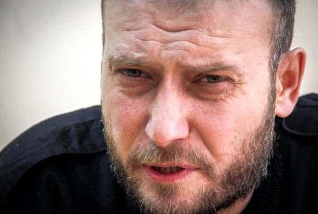 ВРФ поздравили Яроша сднем рождения, возбудив против него уголовное дело
