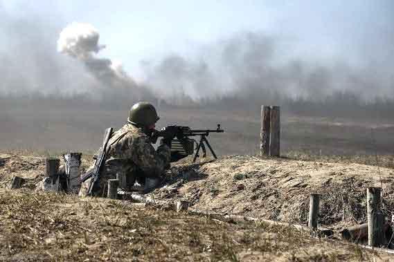 Украинские военные поведали, как прошли сутки наДонбассе— Террористы оторвались