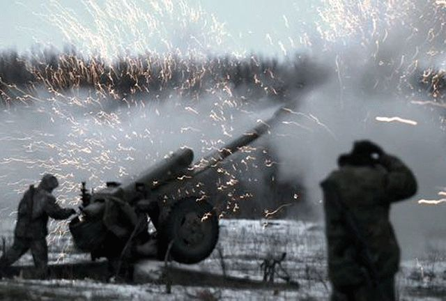 Засутки боевики 24 раза открывали огонь поукраинским солдатам,— штаб