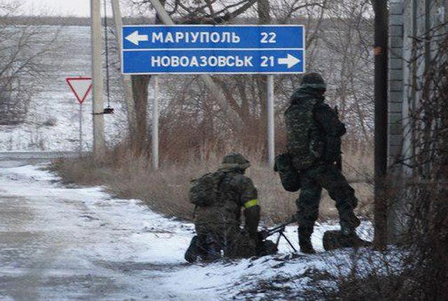 Заминувшие сутки боевики обстреляли украинских защитников 42 раза