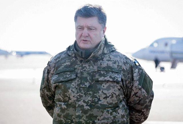 Порошенко призвал восстановить работу особых военных судов