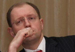 Яценюк отключил у себя президентские амбиции