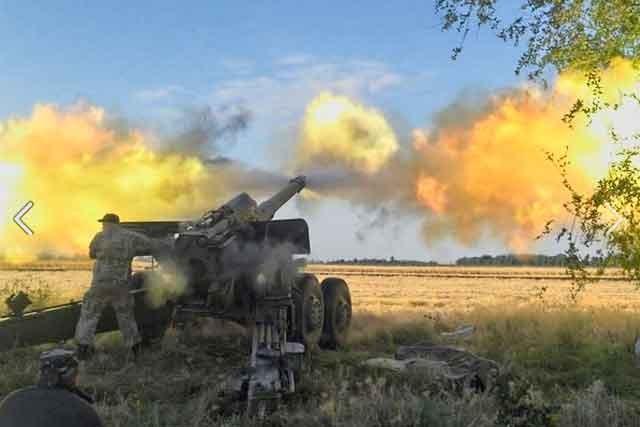 Боевики всреду 7 раз обстреляли украинских военных