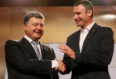 Счастливая фуражка Кличко