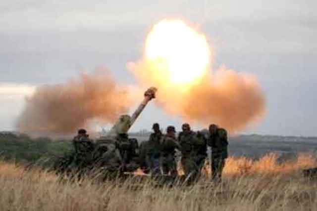 Боевики обстреляли Бердянское, ноне Бердянск— ВМинобороны уточнили