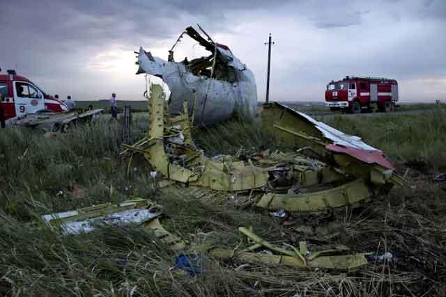 Трагедия MH17: агентура Великобритании уверена, что самолет сбили из русского оружия