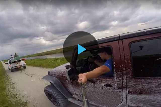selfi-jeep