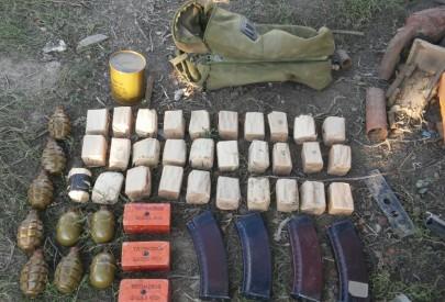 В Виннице СБУ задержала бойцов добровольческого батальона, продававших оружие из зоны АТО