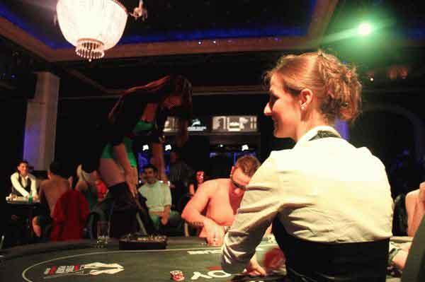 Покер на раздевание смотреть онлайн