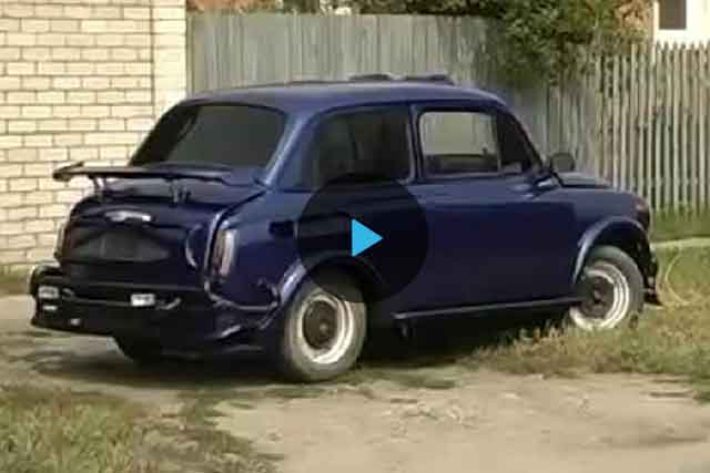 zaz-elektromobil