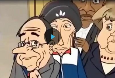 Турецкий мультфильм про Эрдогана и Путина набирает просмотры в сети (видео)