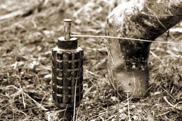 ВДонбассе нарастяжке подорвались военные: один умер, двое получили ранения