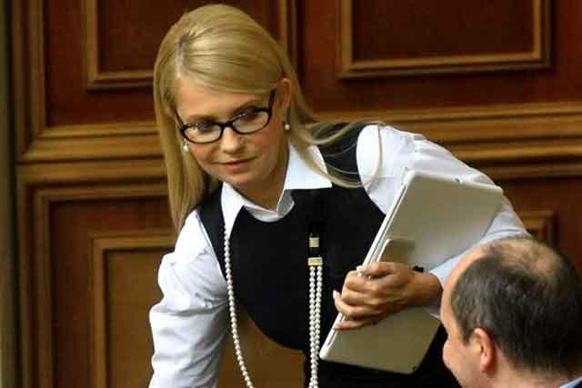 Вдекларации Тимошенко 318 тыс. грн, асобственной недвижимости— нет