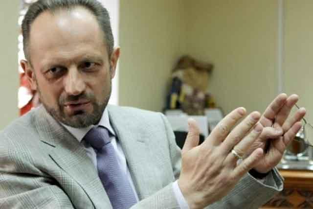 ВРостове задержали экс-главу парламента ЛНР