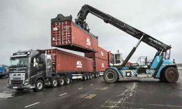 750 тонн смог протащить стандартный тягач Volvo (видео)