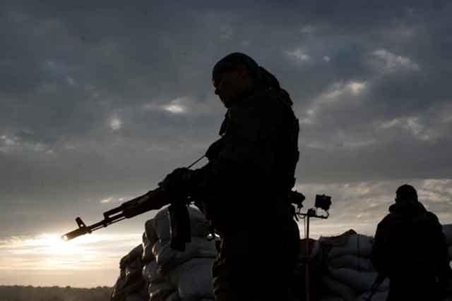 ОБСЕ 11 октября зафиксировала 355 взрывов в Донецкой области - Цензор.НЕТ 8591