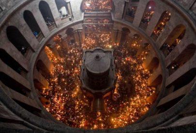 Украина отмечает Пасху — 1983 года назад воскрес Иисус Христос