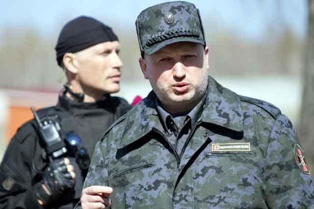 Турчинов: подтверждения агрессииРФ против Украины можно найти насайте В. Путина