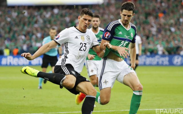 Евро-2016. Германия иПольша вышли вплей-офф