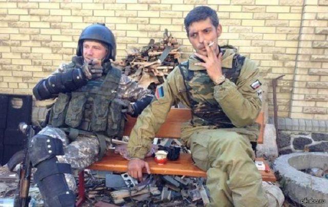 Гиви пообещал мстить за смерть Моторолы «всей Украине»