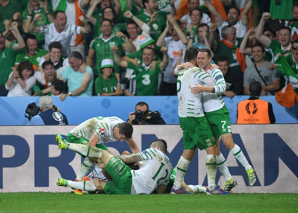 счет матча ирландия бельгия нынче
