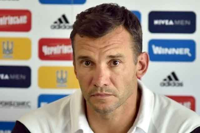 Шевченко может поменять Фоменко напосту основного тренера сборной государства Украины