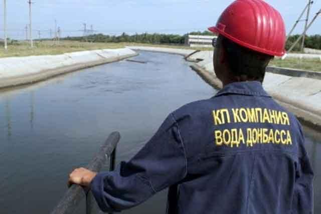 Энергоснабжение Донецкой фильтровальной станции восстановлено