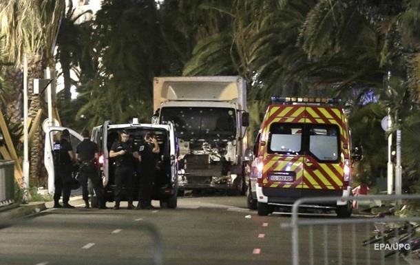 Вгрузовике террористов вНицце отыскали огнестрельное оружие игранаты