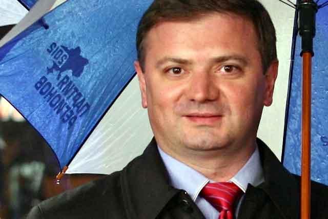 Поделу Ефремова схвачен бывший чиновник Партии регионов Медяник