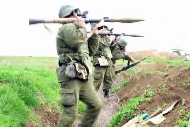 ВУкраинском государстве навоенном полигоне очередноеЧП: большое количество жертв