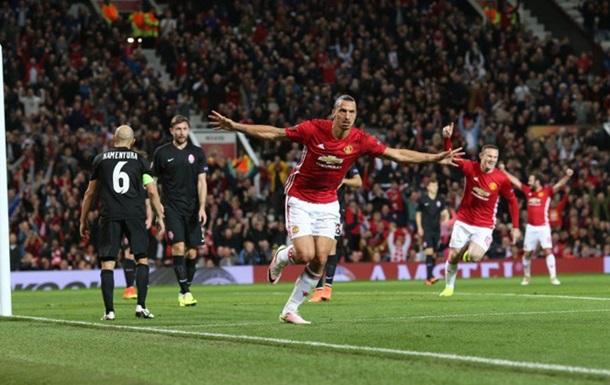 Я ждал большего от«Манчестер Юнайтед»— Ибрагимович