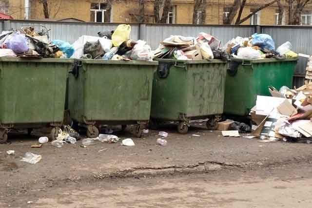 ИзЛьвова уже вывезли половину мусора