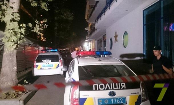 СМИ проинформировали озахвате заложников вотеле Одессы