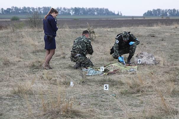 ВВинницкой области ребенок умер отвзрыва снаряда