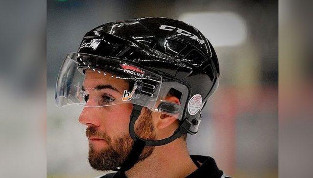 Чешский хоккейный арбитр умер отудара шайбой вматче юниоров