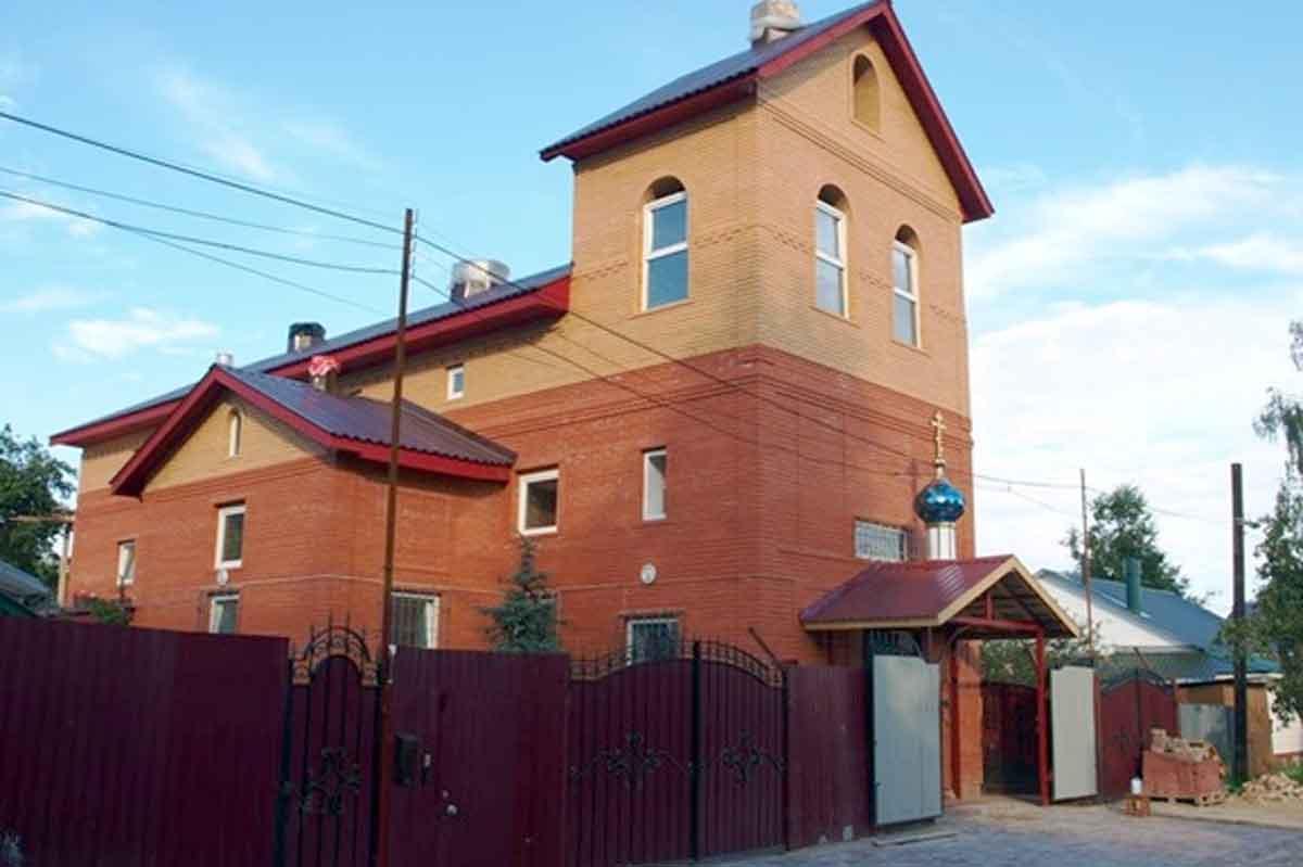 На Российской Федерации суд позволил снести единственный украинский храм