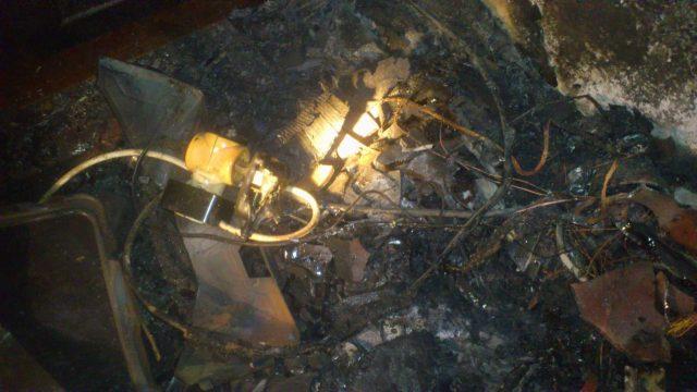 Пожар вВинницкой области: трое погибших, втом числе ребенок