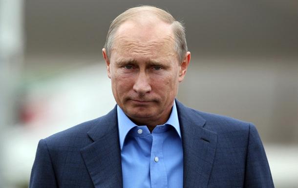 Путин поведал олипецкой фабрике Порошенко