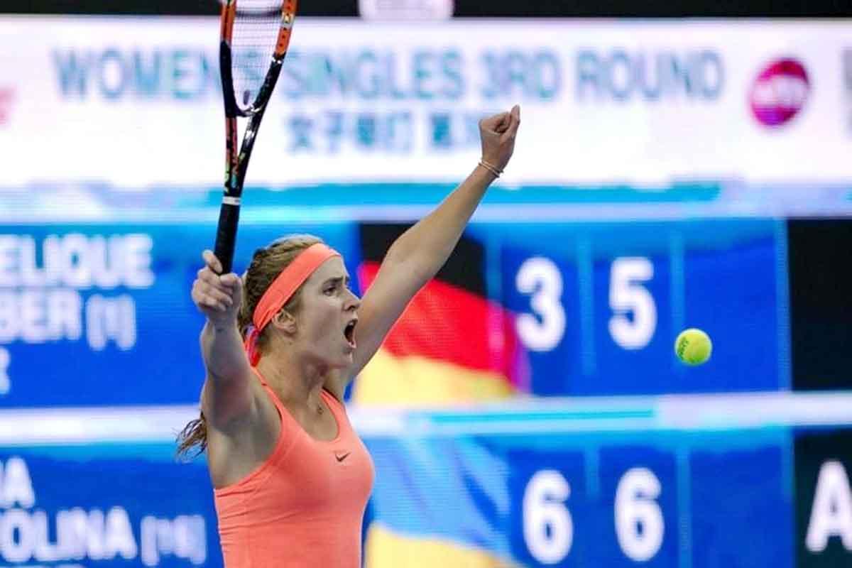 Элина Свитолина снова улучшила рейтинг вмировом женском теннисе