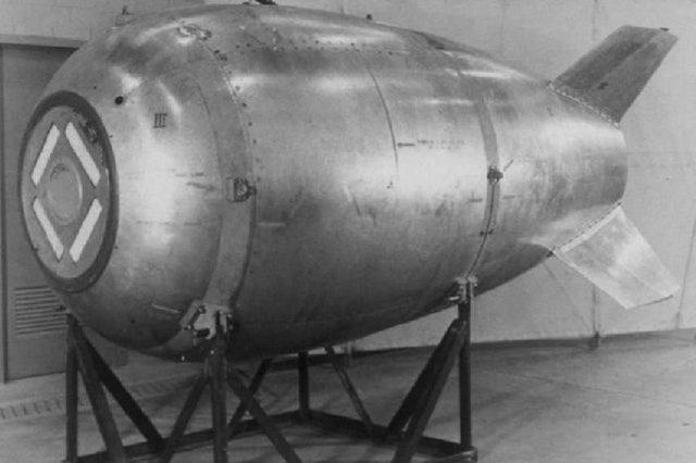 Уберегов Канады дайвер отыскал утерянную американскую атомную бомбу