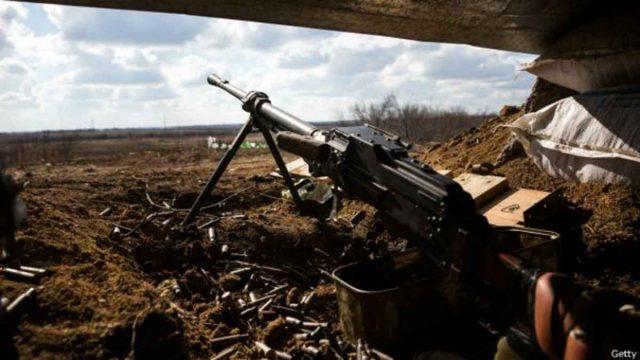 ВМарьинке два человека получили ранения в итоге обстрела