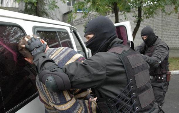 ВКиеве задержали бандитов-«СБУшников», уодного— интересное прошедшее : появились фото