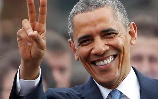 Обама предрек победу Клинтон навыборах президента США