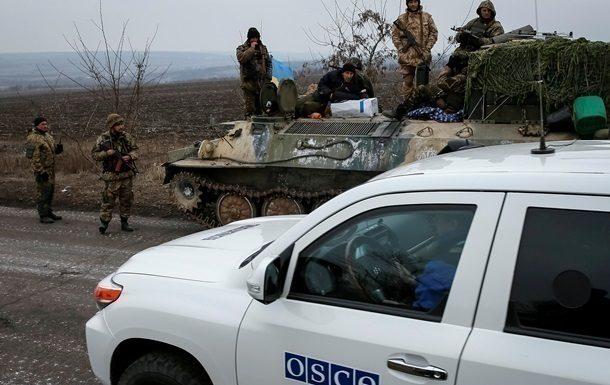ОБСЕ: РФ планирует наступление наМариуполь