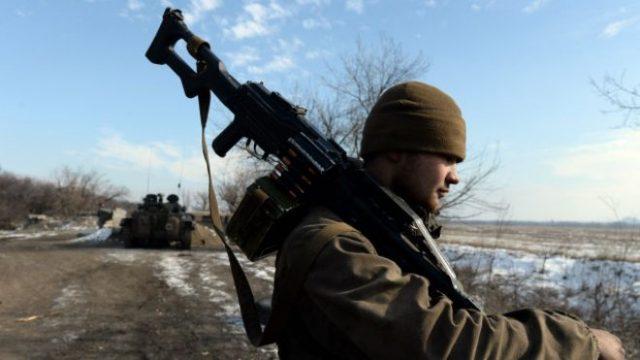 Карта АТО на12декабря: боевики продолжают обстрелы повсем направлениям