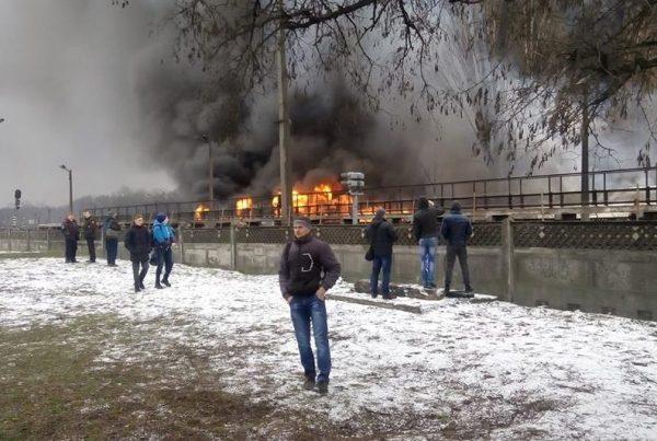Станции метро «Черниговская» и«Лесная» возобновили работу