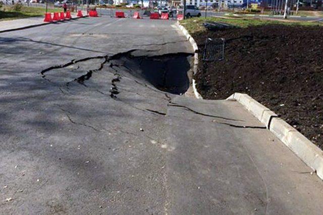 Ученые прогнозируют разрушение городов взоне Восточной Сибири